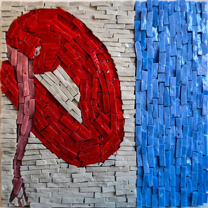 "Ladislav Sutnar - ""Venus 3"": inspired by the silk-screen prints ""Strip Street Series"""
