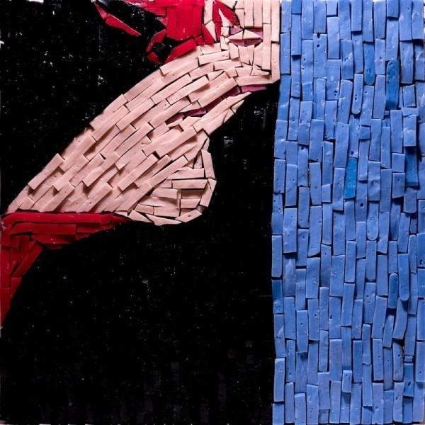 """Ladislav Sutnar - """"Venus 4 """": inspired by the silk-screen """"Strip Street series"""" - work4"""